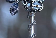 Steampunk Things / by Stephanie Crump