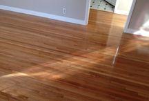 Hardwood Floors / Flooring options  / by Erin Ralston