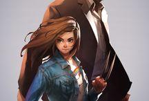 Theme: Wolverine/Logan