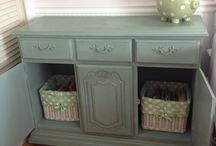 Annie Sloane Painted, Furniture
