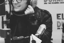 Patrick Stump is too cute for this world (gif)