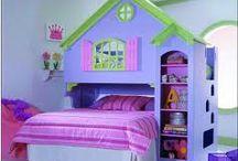 Girls Bedroom / by Kristina Ferruggia
