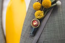 Groomsmen & Wedding Party / @bowsnties / by Megan Zerangue