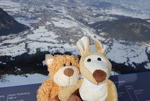 Allgäuern AugenWeiden winterlich eingepackt / Wintersporteindrücke aus den Alpen
