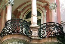 miradas / ventanas y balcones