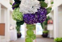 flowers decoration for  weddings / FLOWER ARRENGEMENT