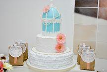 cake / by Kiri Roeseler