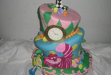 Decorated cakes / by Chesney Hubele