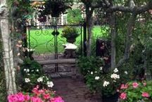 Gardens - Arbors