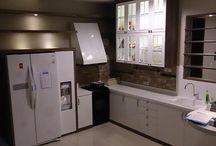 Kitchen / Kitchen set by inteco