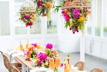 Lets Celebrate / It's time to party! Ideas to create an amazing celebration.