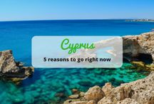 backpacking in cyprus