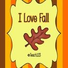 Fall / Teaching ideas and resources for teaching about fall or with fall themed lessons.