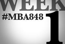 #MBA848 Articles / This is the place where I will post weekly articles for Clemson's MBA 848 Marketing and Digital Communications Class to read, discuss, and share! / by Bobby Rettew
