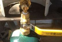 How to refill A 1lb propane tank