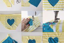 Sewing for babies cloth, pants, trousers