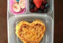 Lunches to Treasure / Fun, delicious, easy, nutritious lunches for your little ones. Or yourself! / by Pirate's Booty