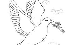 art draw dove
