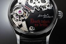 Lesi Watchmen  !!!!!!! / quand la montre te frappe le poignet !!!