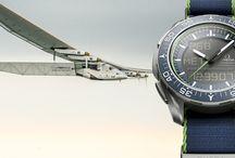 Omega dará la vuelta al mundo en un avión alimentado por energía solar con el nuevo Skywalker