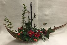 CHRISTMAS DESIGNS 2014 / Stunning collection of Christmas Designs created by Neil Whittaker from Design Element Flowers.