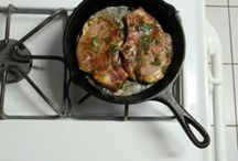 Low Carb Skillet Dinners