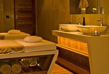 Treatment Rooms / Room designs