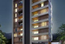 Edifícios residenciais