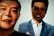 #LookAtMi / Ja i Pan Prezes Xiaomi Lei Jun chwilowo wymieniliśmy się twarzami :D #LookAtMi