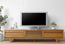 Natural TV board