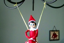 Elf on the shelf / by Amy