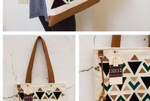 Torebki, torby i plecaki do jednej paki...