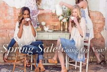 • L T • I N F O • / Information about our boutiques, sales and promotions!  http://www.shoplizardthicket.com / by Lizard Thicket Boutique