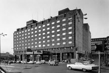 Our History / #tbt to the year of 1979. After two years of construction work, our building that architects Ahlgren, Ohlsson and Silow have designed is now completed. The inauguration is held January 18th.  #throwbackthursday #sheratonstockholmhotel #tegelbacken