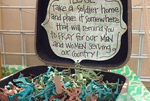 We Love our Soldiers!