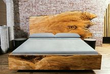 Creative use of wood.