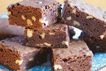 Oppskrifter - kaker og desserter