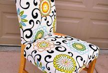 Estofar Cadeiras - DIY