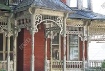 Old Victorian Homes