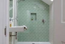 Home - Bath / by Jennifer Wilson Lavoie