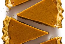 Pumpkin Recipes / by Kathleen Warner DiGaetano