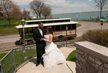 Our Wedding Transportation / www.goldenlimo.com/Wedding-Services