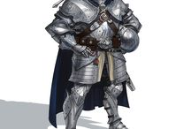 Half-Orc - Male