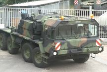 Faun Truck