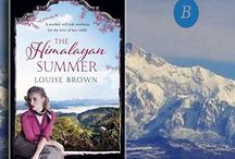 Books perfect for Mountain Trails / Books set up a mountain, on a mountain or set on one of the world's beautiful mountain ranges