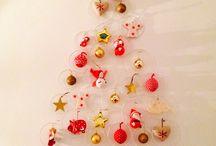 Unconventional Christmas Tree  / #christmas #tree #minimal