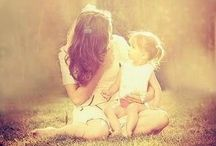 Mother and daughter pictures ideas / by Jessica Escanuela