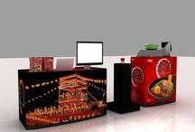 Event desk / Gegikara ramen
