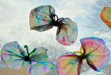 Sunday school crafts / by Clara Law