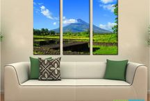 3 PANEL TRIPTYCH / Creating an eye catching 3 Panel Triptych canvas out of your ordinary photos.